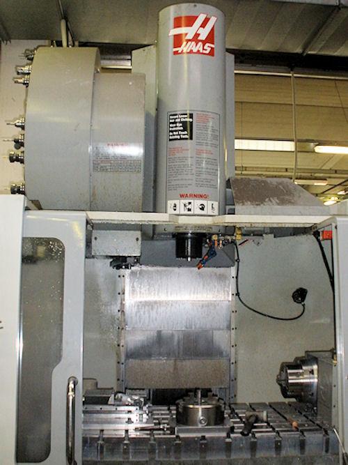 Haas VM-3 centri di lavoro verticali ad alte prestazioni